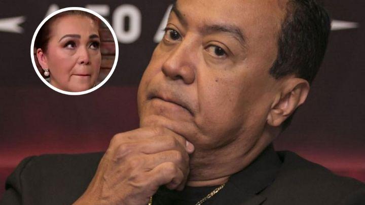 """""""Es una burla"""": Carlos Cuevas reacciona de esta manera a las disculpas de su hermana"""