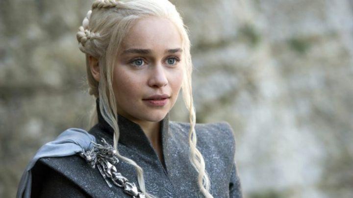 Emilia Clarke comparte información inédita de sus días de rodaje en 'Game of Thrones'