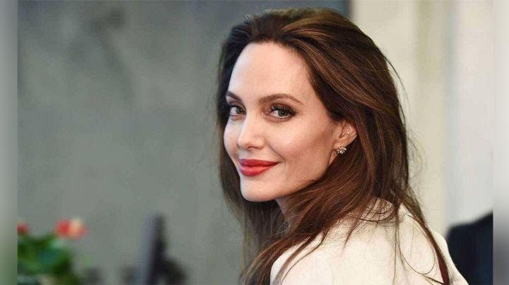 Angelina Jolie demuestra que es una excelente madre al hacer esto con sus hijos