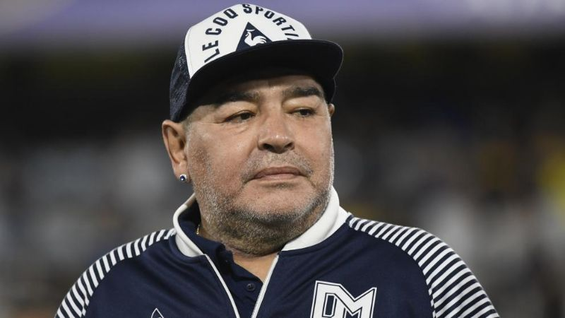 El futbol está de luto: Muere el argentino Diego Armando Maradona a los 60 años