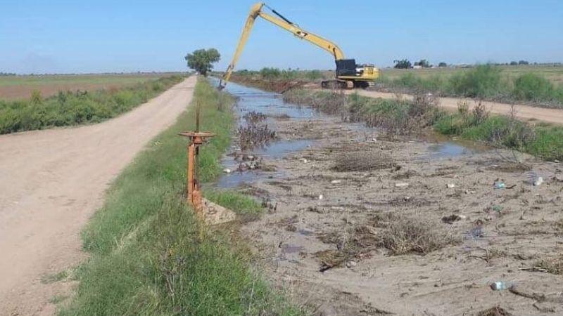 Pese a la escasez de agua en la presa 'Adolfo Ruiz' no hay afectaciones en riegos