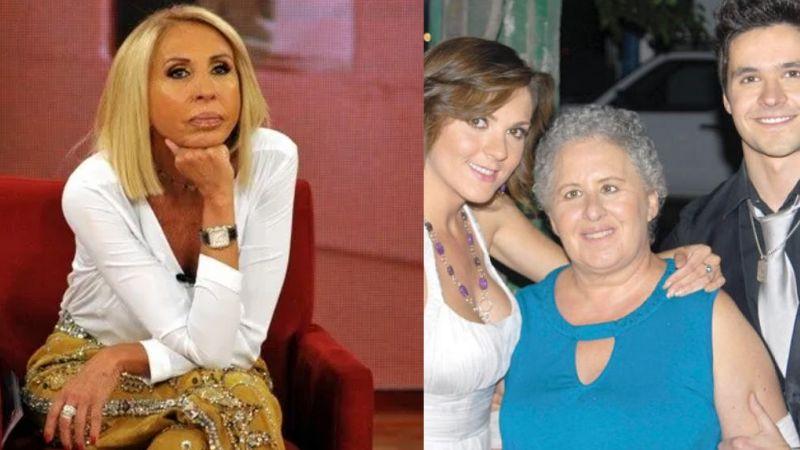 """Laura Bozzo arremete contra la madre de Eleazar Gómez: """"Lo educó muy mal"""""""
