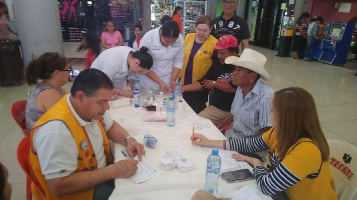 Asociación Club de Leones de Guaymas realiza jornadas médicas gratuitas