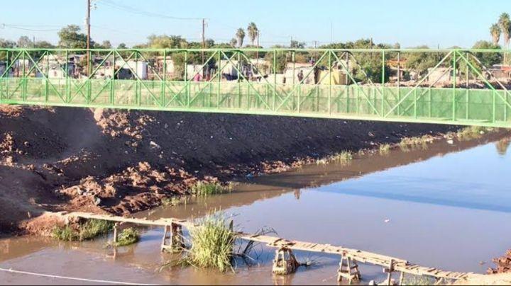 Pobladores de la colonia Guadalupe Ríos en Huatabampo exigen escrituración de terrenos