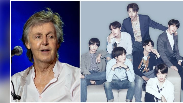 Paul McCartney compara a The Beatles con el grupo BTS e indigna a sus fanáticos