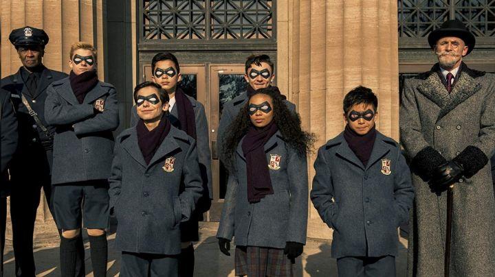 ¡De no creerse! estos son los primeros detalles de la tercera temporada de 'Umbrella Academy'