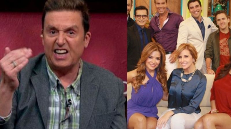 Golpe a Televisa: Tras dejar TV Azteca, Bisogno veta a exconductora de 'VLA' por traicionarlo