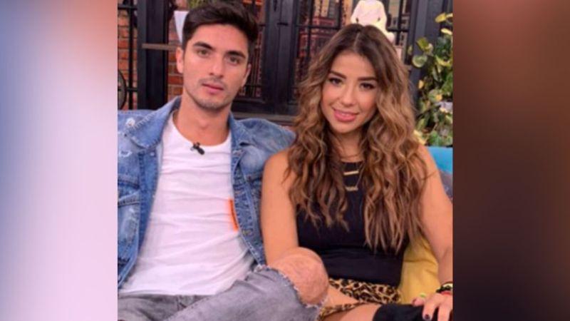 Ferka y Christian Estrada protagonizan romántica velada para celebrar San Valentín
