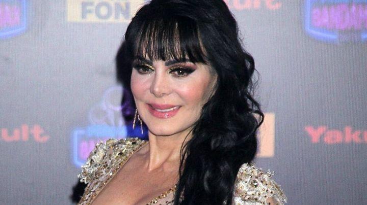 """""""Y se juraban amigas"""": Exhiben 'desprecio' de Maribel Guardia a querido conductor de Televisa"""