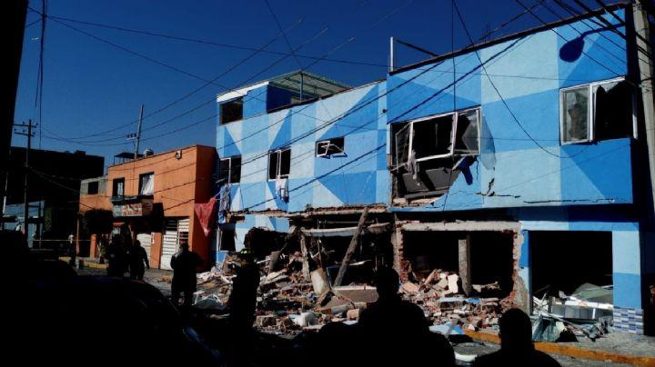 CDMX: Peligrosa explosión en restaurante de Azcapotzalco deja saldo de tres heridos