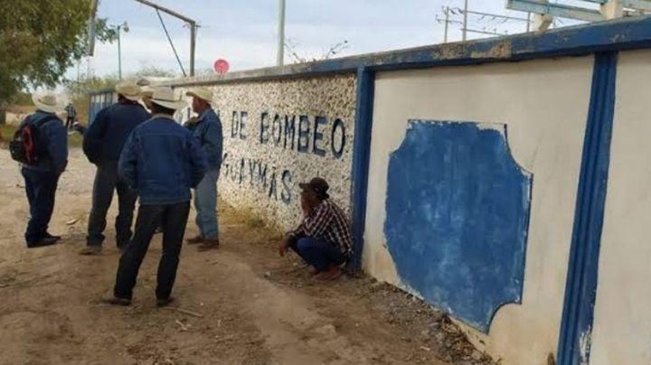 Yaquis se manifiestan y toman la planta de bombeo; afecta el suministro de Guaymas