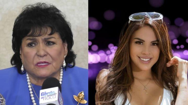 """Carmen Salinas suplica a Tefie Valenzuela que perdoné a Eleazar Gómez: """"Reflexiona por su amor"""""""