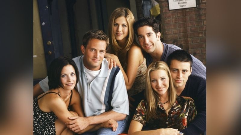 Traes caer en las adicciones y perderlo todo, actor de 'Friends' da impactante anuncio