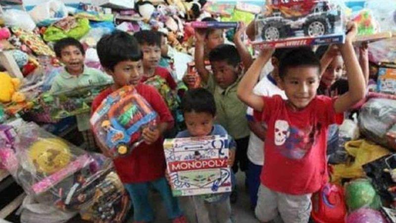 Iglesia de Guaymas inicia campaña de recolección de juguetes para navidad