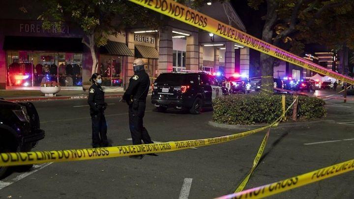 Tragedia en Sacramento: Tiroteo dentro de centro comercial deja un muerto