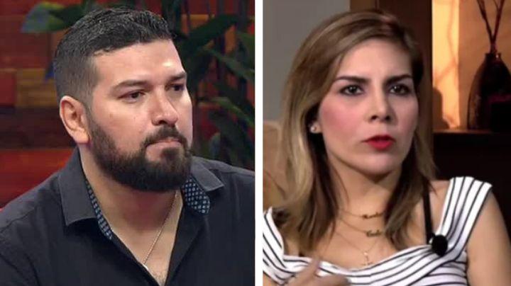 VIDEO: Karla Panini ventila tremenda 'intimidad' de su marido, Américo Garza