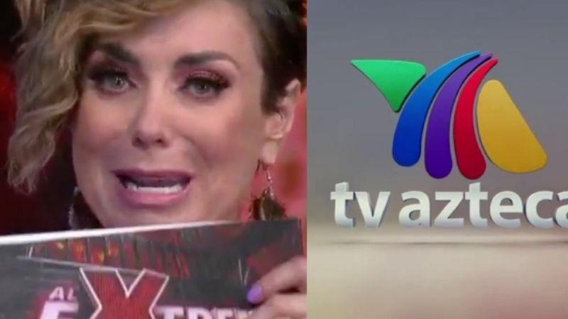 ¿Adiós Carmen Muñoz? Tras 21 años en TV Azteca, despiden en vivo a conductora de 'Al Extremo'