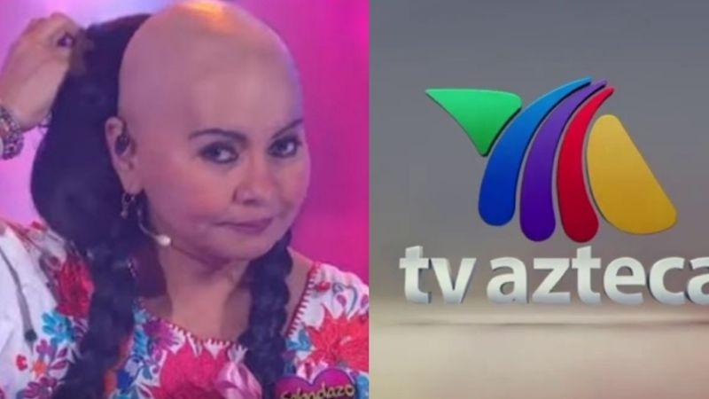 Adiós Televisa: Tras luchar por su vida y vender manzanas para sobrevivir, conductora llega a TV Azteca