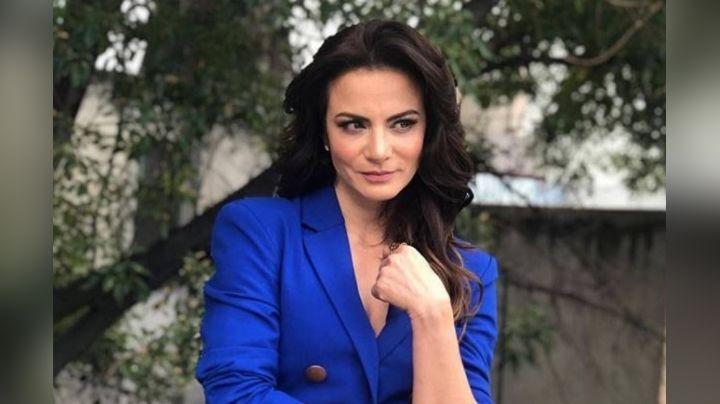 Tras 'veto' de TV Azteca y dejar Televisa, Silvia Navarro reaparece de esta irreconocible manera