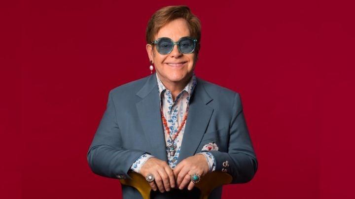 Elton John comparte conmovedor mensaje al recibir importante premio de la comunidad LGBT
