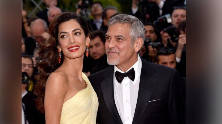 ¡No lo planeaba! George Clooney revela que no pensaba casarse con su actual esposa