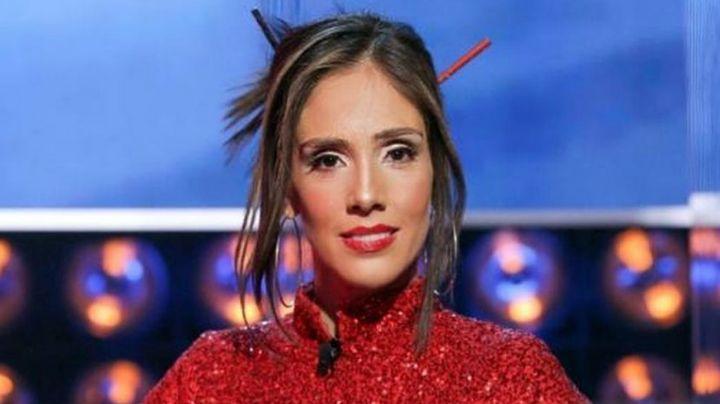 Sandra Echeverría se transforma en Thalía y luce más radiante que nunca