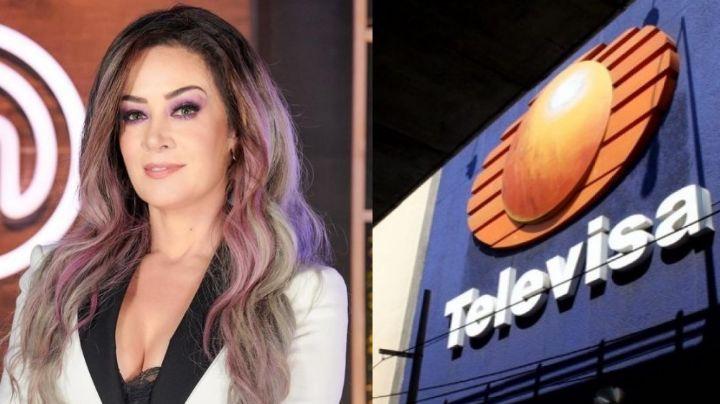 Tras cambiar TV Azteca por Televisa, actores humillan a Anette Michel y 'hunden' a 'MasterChef'