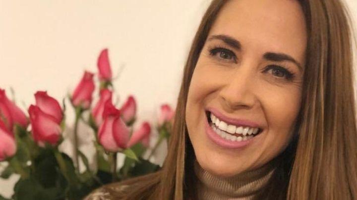 La exconductora de Televisa, Marta Guzmán, revela haber dado positivo a prueba de Covid-19
