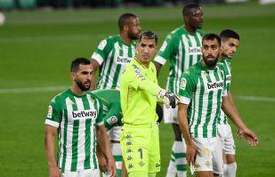 El Real Betis de Manuel Pellegrini sigue de picada en LaLiga