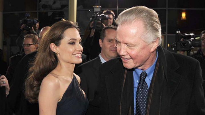 Angelina Jolie: Esta es la razón por la que no permite que su padre se acerque a sus hijos