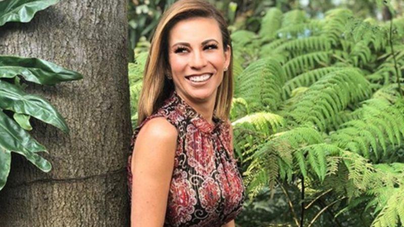 Tiembla Televisa: Ingrid Coronado aparece con conductora de TV Azteca y juez de 'La Academia'
