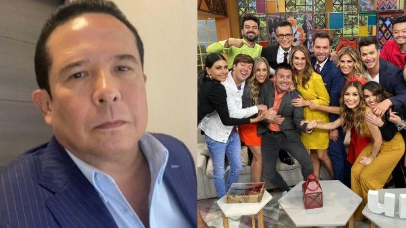 ¿Adiós Gustavo Adolfo Infante? Tras dejar TV Azteca, exconductor de 'VLA' reemplaza a Noguera