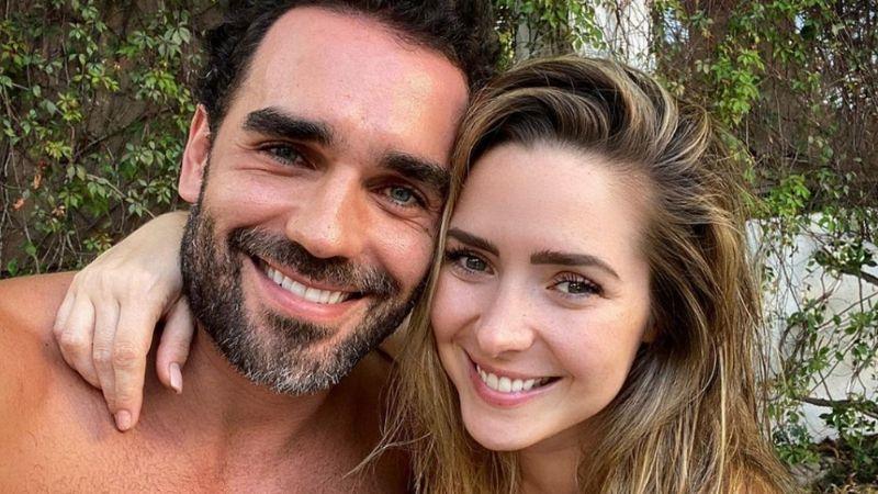 Ariadne Díaz le da tremendo beso a Marcus Ornellas y lo presume en Instagram