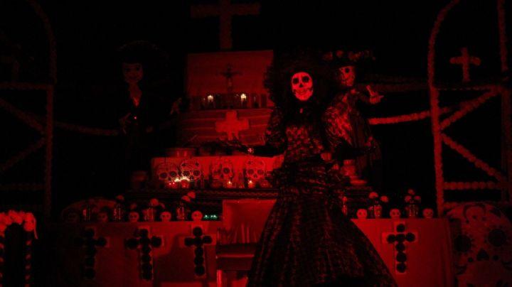 La muerte llega empoderada con 'La Catrinísima' en el escenario