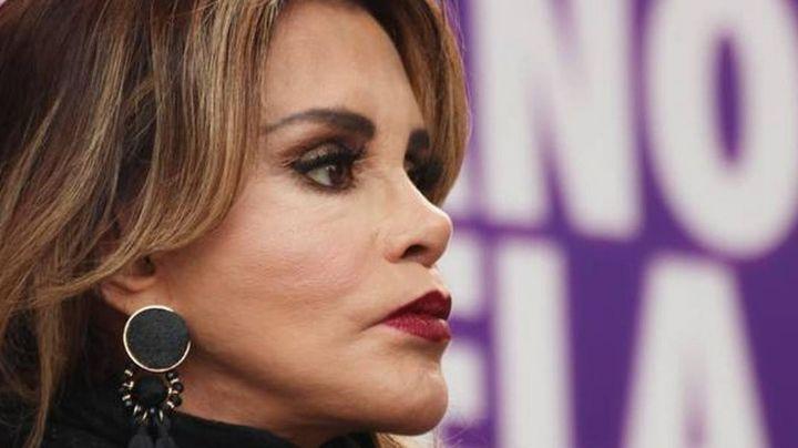 ¿Tiene Covid-19? Lucía Méndez preocupa al mundo de la farándula tras revelar que no se siente bien