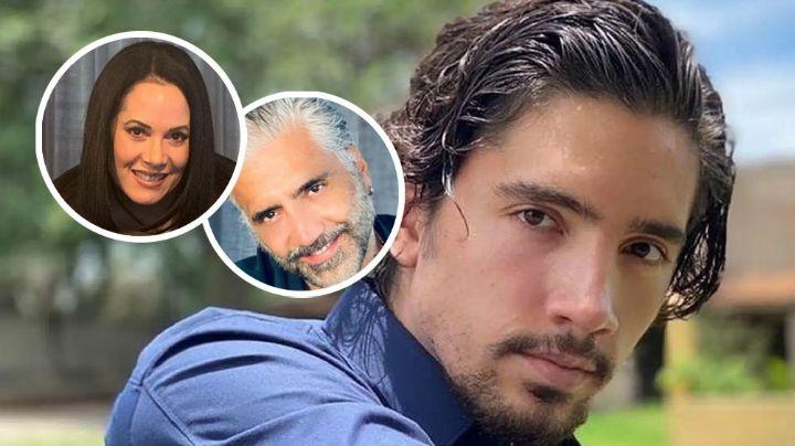 ¡De no creerse! Álex Fernández logra reencuentro del 'Potrillo' con su ex por importante razón
