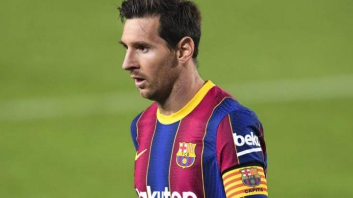 (VIDEO) ¡Que lio con Messi! 'Revientan' al 10 del Barcelona por su falta de compromiso