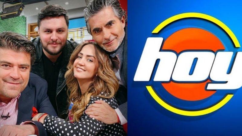 Adiós 'Hoy': Tras perder a una hija, querido conductor abandona Televisa por dura razón