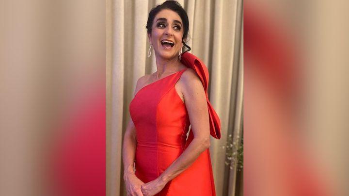 Desde Televisa, actriz de 'La Familia P.Luche' derrocha belleza al exhibirse de esta manera