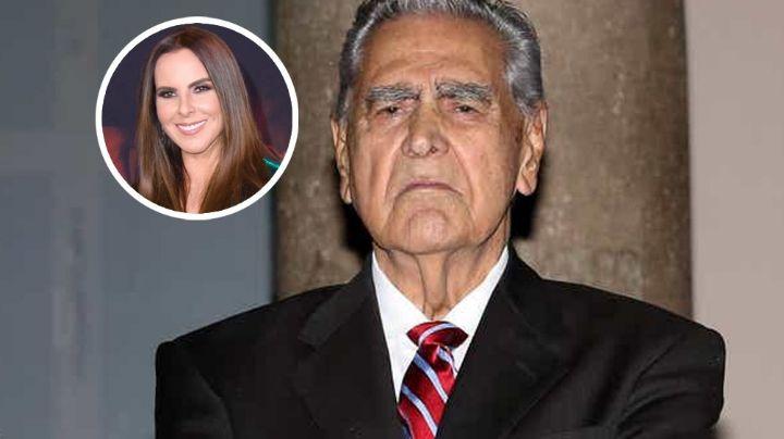 """""""Me sacaron del foro"""": Eric del Castillo dice como reaccionó al ver a su hija en escena de cama"""