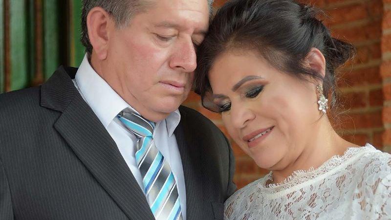 Ana Isabel y Alejandro celebran su boda civil