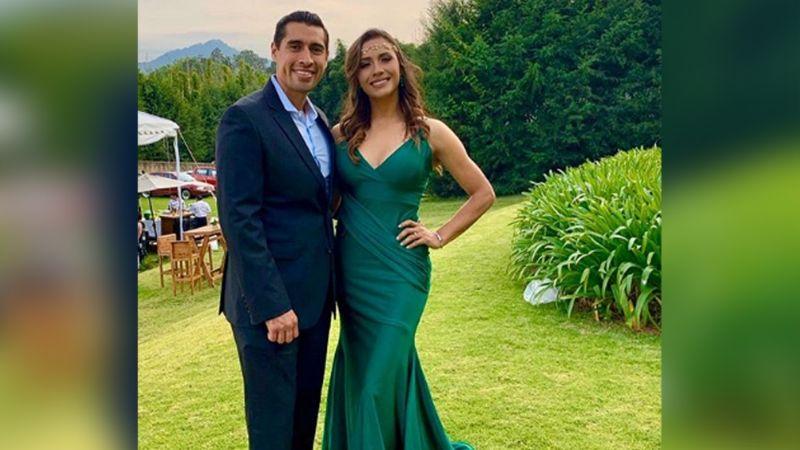 TV Azteca, de fiesta: Así de guapa luce Zudikey en su vestido de novia desde 'Exatlón'
