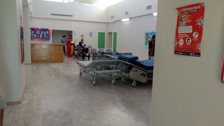 Hospitales de Guaymas se preparan para un segundo rebrote de Covid-19