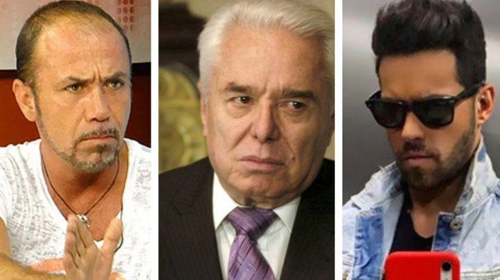 ¡No solo Eleazar Gómez! Estos famosos también han sido acusados de golpear a sus parejas