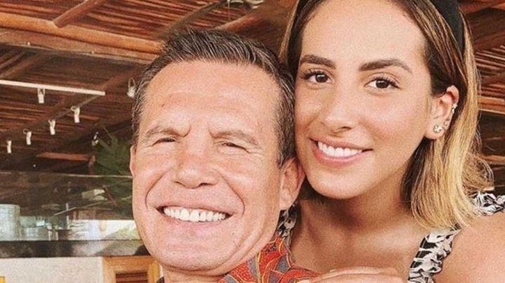 Nicole: La hija de Julio César Chávez enamora a miles en Internet con su mirada coqueta