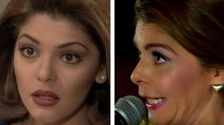 Sin piedad, humillan a Itatí Cantoral al aire en Televisa tras penoso canto de 'La Guadalupana'
