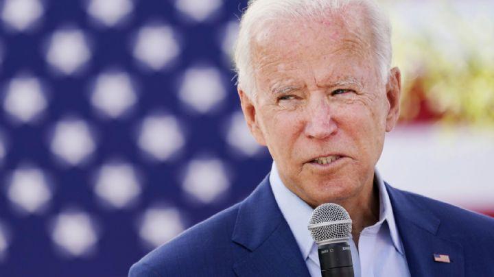 """Joe Biden tiene claro el tema del muro fronterizo: """"No se construirá ni un pie más"""""""