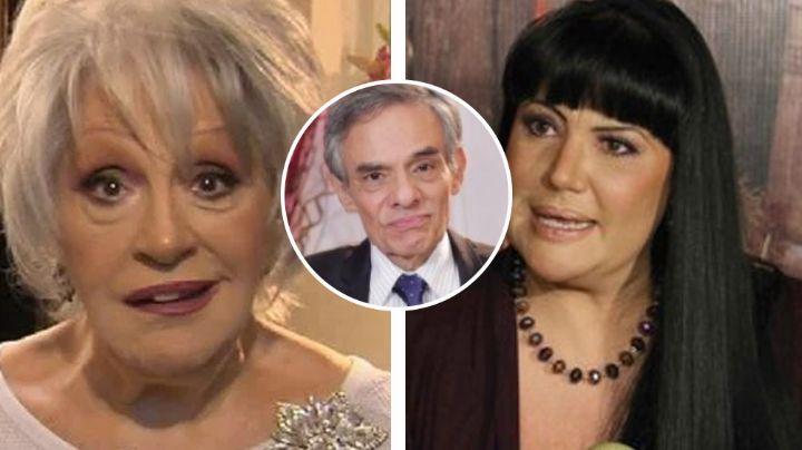 Alejandra Ávalos revela en 'VLA' que habló con José José en un sueño y destroza a Anel Noreña