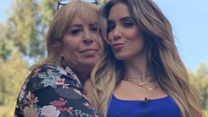 Tras contagiarse de Covid-19, Andrea Escalona cuenta como se despedirá de su mamá