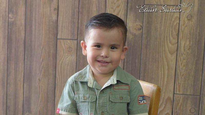 Celebran el cumpleaños de Dylan Gustavo Campoy